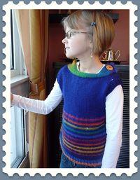 Stripey vest 3