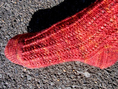 Twisted_rib_socks