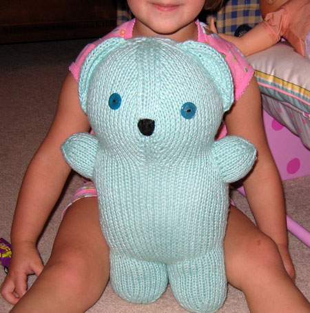 Baby Bobbi Bear